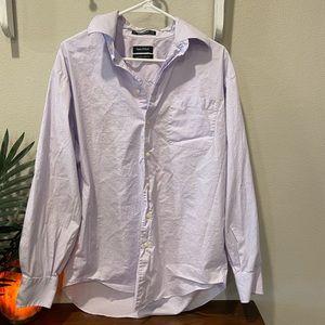 LAST CHANCE! Light purple dress Shirt